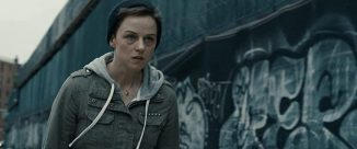 """A young woman becomes a test subject for an experimental medical AI implant in """"Implanted"""""""