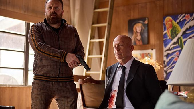 """Bruce Willis stars in cops and criminals thriller """"Survive the Game"""""""