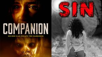 """Evil spirits look for new victims in horror films """"Companion"""" and """"Sin"""""""